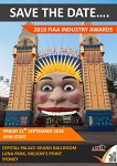 FIAA Industry Awards Night 21st September 2018