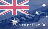 BREAKING NEWS - Prime Minister Malcolm Turnbull has banned 457 visas