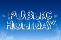 Public holidays 2017 – all states and territories