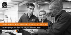 You're Invited: Managing Machine Guarding - SafeWork NSW